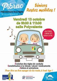 Mairie De Pibrac Prevention Routiere S 233 Niors Restez