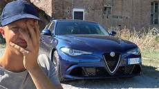 Alfa Romeo Giulia Collection Goes Wrong