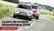 Prix De Revient Au Km Voiture Occasion Sheryl