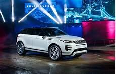 land rover evoque 2019 new range rover evoque 2019 revealed car magazine