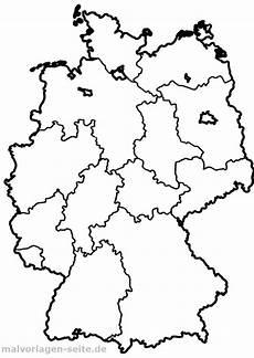 Malvorlagen Map Landkarte Deutschland Landkarte Deutschland Landkarte