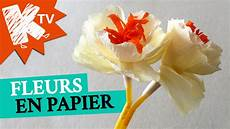 Fleurs En Papier Cr 233 Pon Bouquet Pour Maman