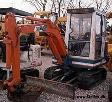 used kubota kh 66 mini excavators