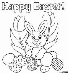 happy easter coloring pages printable for and adults