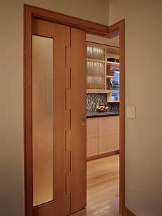 Kitchen Doors Interior by Sliding Interior Doors Completing Modern Interior With