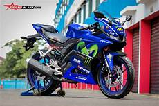Striping R Modif by Modifikasi Striping All New Yamaha R15 Ala Repsol
