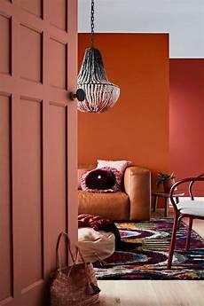 terracotta wandfarbe wohnzimmer terracotta is back der erdfarbentrend zieht zuhause ein