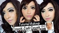Tutorial Makeup Cowok Jadi Cewek Ini Vindy