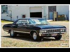 Supernatural 1967 Chevy Impala 4 Door Hardtop