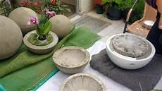 übertöpfe aus beton gartendeko aus beton ideen zum kaufen und selbermachen