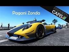 Project CARS  Pagani Zonda Cinque Roadster Gameplay