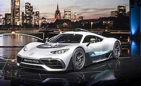 Mercedes AMG Will Block Project One Owners From Flipping