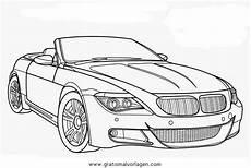 bmw m6 gratis malvorlage in autos2 transportmittel ausmalen