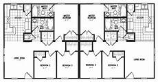 modular duplex house plans duplex model 3060