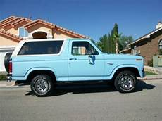 how make cars 1986 ford bronco navigation system purchase used classic orginal 1986 ford bronco 302 fuel injected v8 in el paso texas united