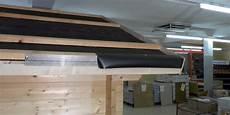 Gartenhaus Dach Mit Trapezblech Decken Holz Blech De