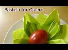 basteln f 252 r ostern osternest basteln mit servietten