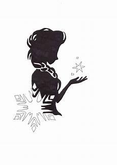 elsa silhouette search disney tattoos disney