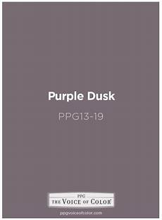purple dusk paint color is a part of the purples collection by ppg voice of color 174 browse this