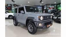 suzuki jimny for sale aed 89 000 grey silver 2020