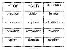 spelling worksheets tion sion 22559 tion and sion word sorts by all about elementary tpt