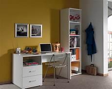 Jugendzimmer Milan Komplett Mit Schreibtisch Und Regal