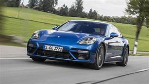 Porsche Panamera Review  Top Gear