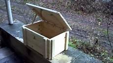 Holz Kisten 60x40x35