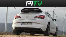 Opel Gtc Opc Astra J Opc Review Fahrbericht P1tv