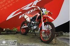 Modifikasi Honda Crf150l by Modifikasi Honda Crf150l Enduro Bikin Ngiler Sahabat