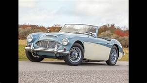 1959 Austin Healey 3000 Mk I BN7  YouTube