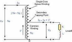 autotransformer and variable auto transformer
