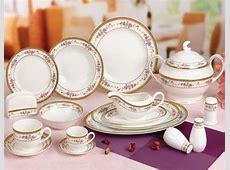 New Design Bone China Dinner Set Russia Stylish Royal Fine