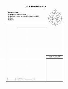easy mapping worksheets 11537 draw your own map worksheet map worksheets map skills map