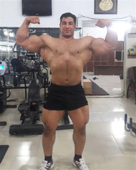 Iranian Hulk Weight And Height