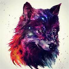 Wallpaper Galaxy Aesthetic Wolf by Image Result For Galaxy Wolf Pretty