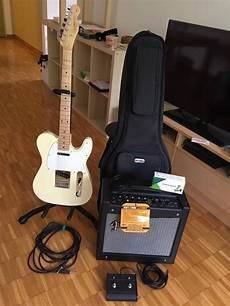 Fs Fender Squier Electric Guitar Bundle 8050
