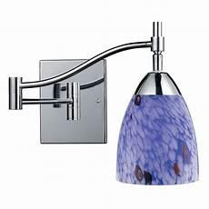 titan lighting celina 1 light polished chrome wall swingarm sconce tn 6530 the home depot