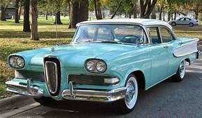 Penny Stock Journal The Ford Edsel