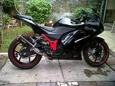 Kawasaki 250 Modifikasi by Kawasaki 250 Fi Modifikasi Terbaru Thecitycyclist