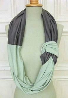 wickeltechnik loop schal 28 best scarf tying images on wear a scarf