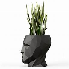 Pot Fleur Interieur Pots Design Adan Vondom Finition Laqu 233 E