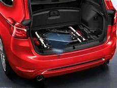 bmw 2er active tourer kofferraum all new 2015 bmw 2 series gran tourer boot space exterior