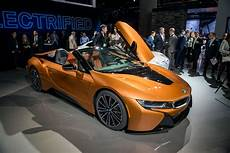 2019 bmw electric car price 2019 bmw i8 larger battery more range plus new roadster