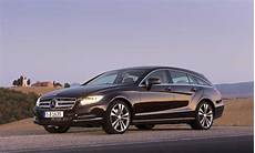 mercedes cls 250 cdi shooting brake the independent