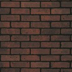 47 75 in 7 98 ft embossed brick hardboard wall panel at lowes com
