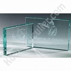 prix plaque de verre troph 233 e en verre 224 personnaliser plaque de verre bleut 233