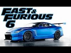 Nissan Gtr Fast And Furious - fast and furious 6 nissan gtr build forza 4