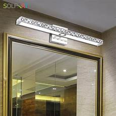 solfart l sconce bathroom wall lights led vanity lights makeup cabinet mirror front l