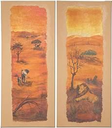 bilder auf keilrahmen bastelidee keilrahmen im afrikadesign buttinette blog